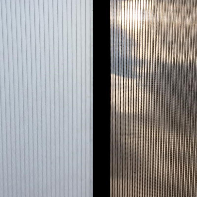 polykarbonat terrassetakk
