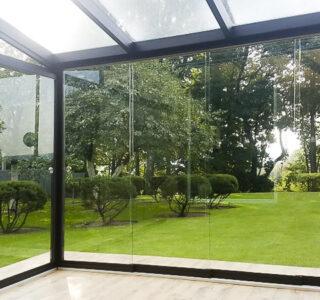 veranda glass system