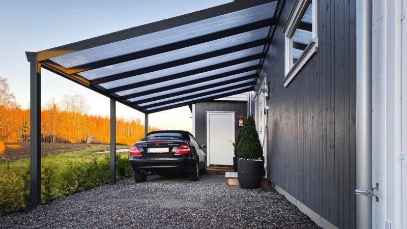 carport i aluminium