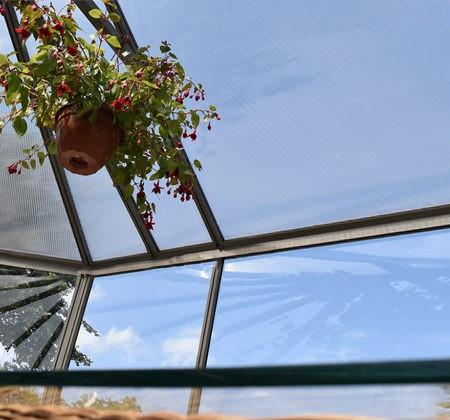 Glass eller polykarbonat til drivhuset